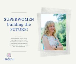 SUPERWOMEN building the FUTURE